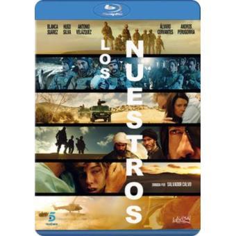 Pack Los nuestros - Blu-Ray + DVD