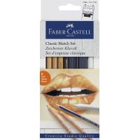 Set de Dibujo Clásico Faber Castell Multicolor