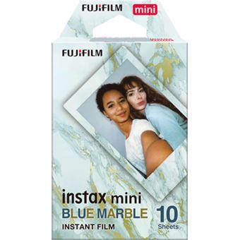 Película fotográfica Fujifilm Instax Mini Blue Marble