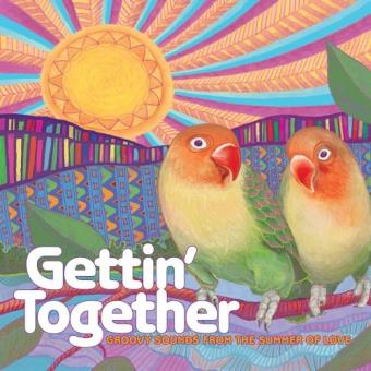 Gettin' Together: Groovy Sounds from the Summer of Love - Vinilo