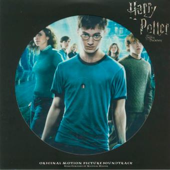 Harry Potter and the Order of the Phoenix B.S.O. - 2 vinilos