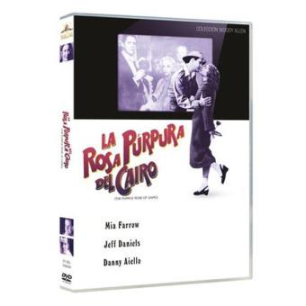 La rosa púrpura del Cairo - DVD