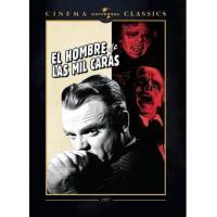 El hombre de las mil caras - DVD