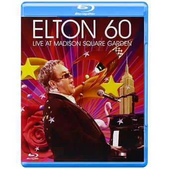 Elton 60 - Live at Madison Square Garden - Blu-Ray