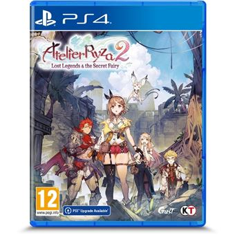Atelier Ryza 2: Lost Legends and the Secret Fairy PS4