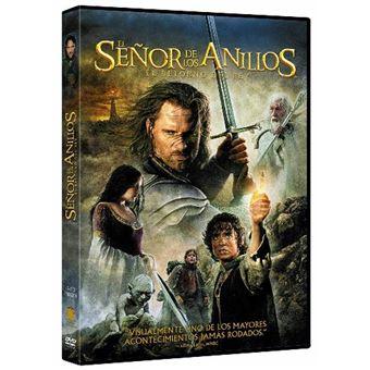El Señor de los Anillos 3: El retorno del Rey - DVD