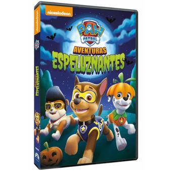 Patrulla canina 11 Aventuras espeluznantes - DVD