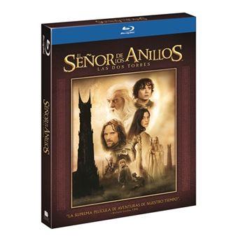 El Señor de los Anillos 2: Las dos torres - Ed Digibook Blu-Ray
