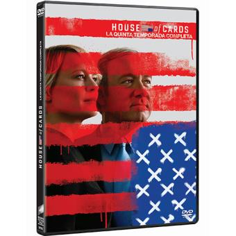 House of Cards - Temporada 5 - DVD