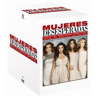 Pack Mujeres desesperadas (Serie completa) - Exclusiva Fnac - DVD