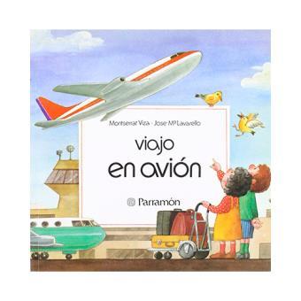 Viajo en avión