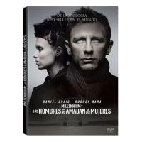 Millennium: Los hombres que no amaban a las mujeres (2011) - DVD