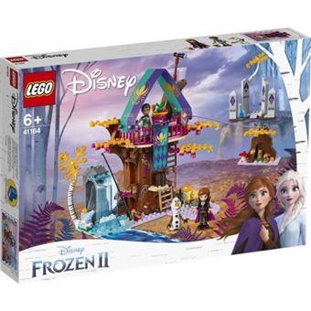 LEGO Disney Princess 41164 Frozen 2 - Casa del Árbol Encantada