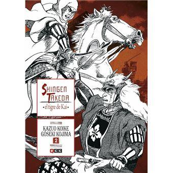 Shingen Takeda, el tigre de Kai núm. 2 (de 4)