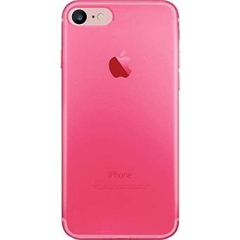 9390ce30a88 Funda Puro Ultraslim Nude Fluo Rosa para iPhone 7/8 - Funda para ...