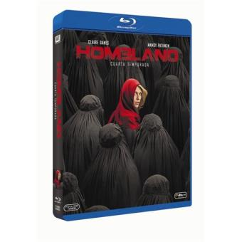 HomelandHomeland - Temporada 4 - Blu-Ray