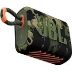Altavoz Bluetooth JBL Go 3 Camuflaje