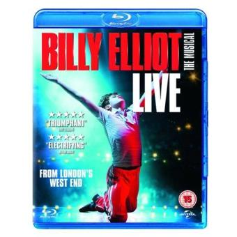 Billy Elliot - El musicalI - Blu-Ray