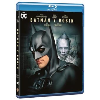 Batman y Robin - Blu-Ray