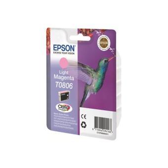Epson T0806 Tinta magenta claro