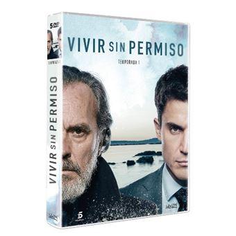 Vivir sin permiso - Temporada 1 - DVD