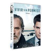 Vivir sin permiso  Temporada 1 - DVD