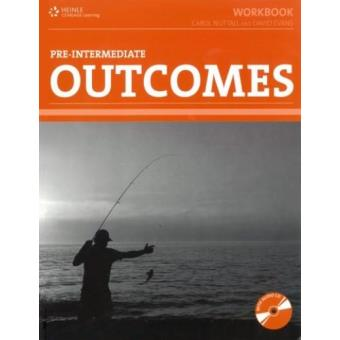 Outcomes Pre-Intermediate Workbook with Answer Key & Audio CD