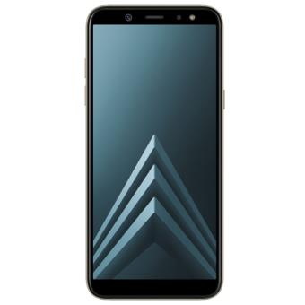 """Samsung Galaxy A6 5.6"""" 32GB Oro (Producto Reacondicionado)"""