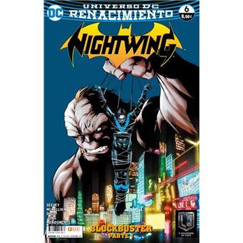 Nightwing 13/ 6  Renacimiento
