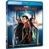 Spiderman: Lejos de casa - Blu-Ray