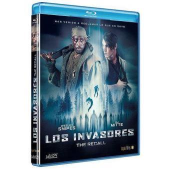 Los invasores - The Recall - Blu-Ray