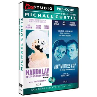Pack Michael Curtiz (DVD + libreto) - DVD