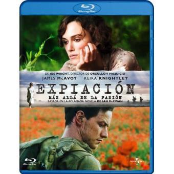 Expiación. Más allá de la pasión - Blu-Ray
