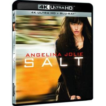 Salt - UHD + Blu-Ray