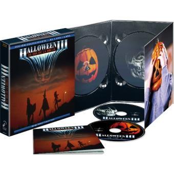 Halloween III  Ed coleccionista - Blu-Ray + Libro