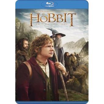 El Hobbit. Un viaje inesperado - Blu-Ray