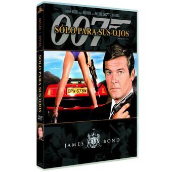 007: Sólo para sus ojos - DVD