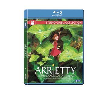 Arrietty y el mundo de los diminutos - Blu-ray