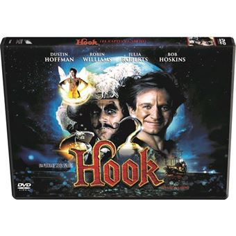 Hook - DVD Ed Horizontal
