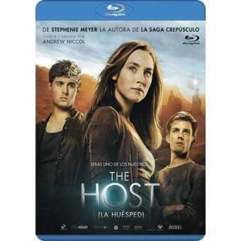 The Host - La huésped - Blu-Ray