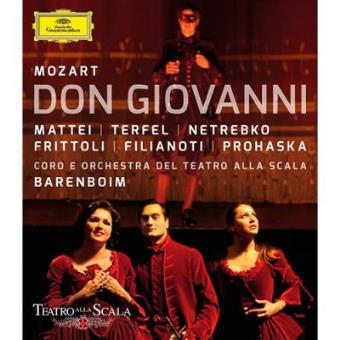 Don Giovanni (Formato Blu-ray)