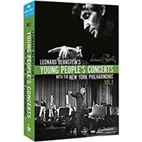 Box Set Leonard Bernstein: Young people's Concert Vol.2 - 6 Blu-Ray
