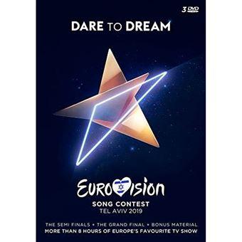 Eurovision Song Contest Tel Aviv 2019 - 3 DVD