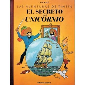 Tintín y el secreto del unicornio. Gran formato
