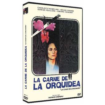La carne de la orquídea - DVD