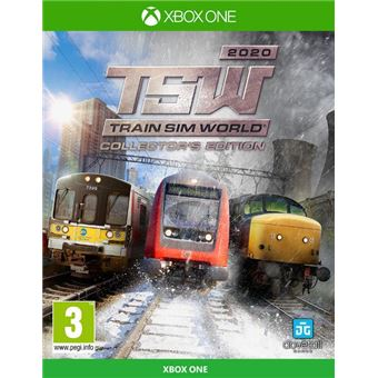 Train Sim World 2020 - Collector's Edition - XBOX One