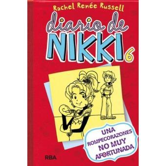 """Resultado de imagen de """"diario de nikki 6 una rompecorazones no muy afortunada"""""""