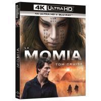 La momia (2017) - UHD + Blu-Ray