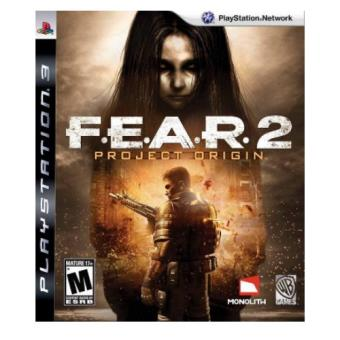 F.E.A.R 2 Project Origin PS3