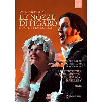 Mozart - Le Nozze di Figaro - DVD
